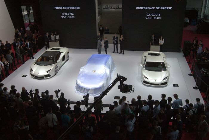 The Incredible Cars Of The Paris Motor Show 2014 (85 pics)
