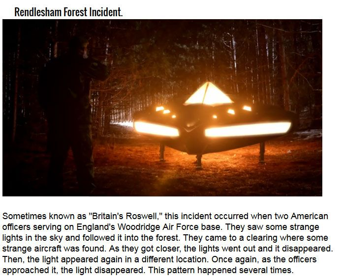 UFO Sightings Throughout History (6 pics)