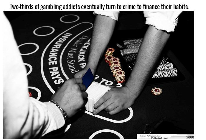 Facts You Probably Didn't Know About Gambling (17 pics)