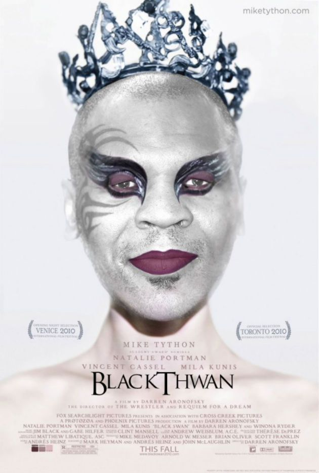 movie posters made better by adding mike tyson 25 pics