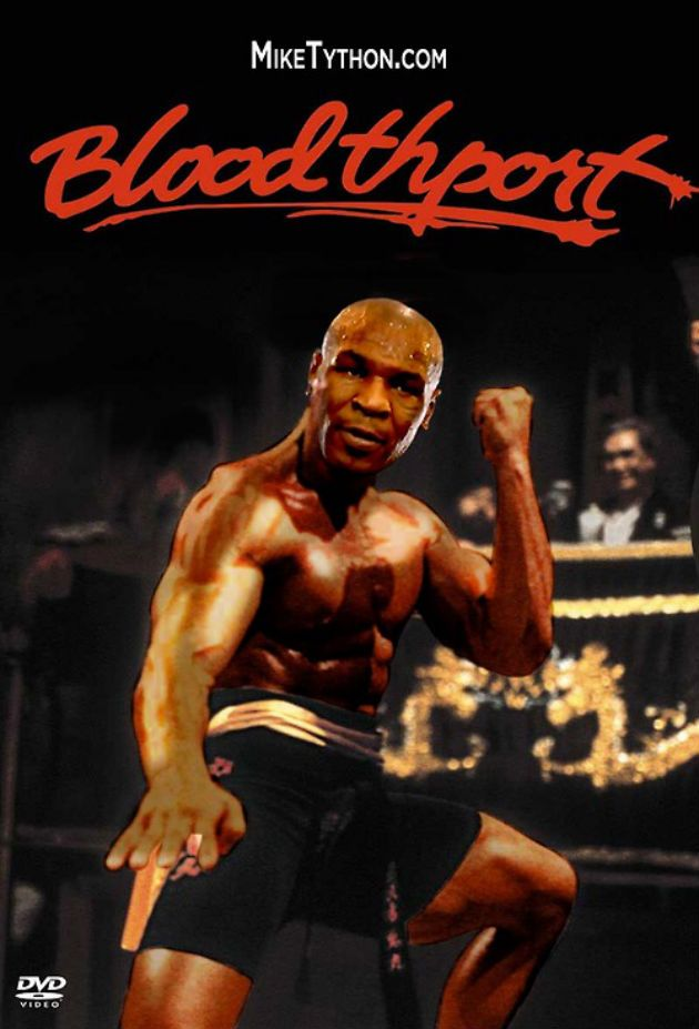mike tyson film
