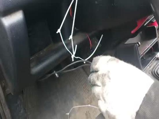 Epic Way to Start a Car