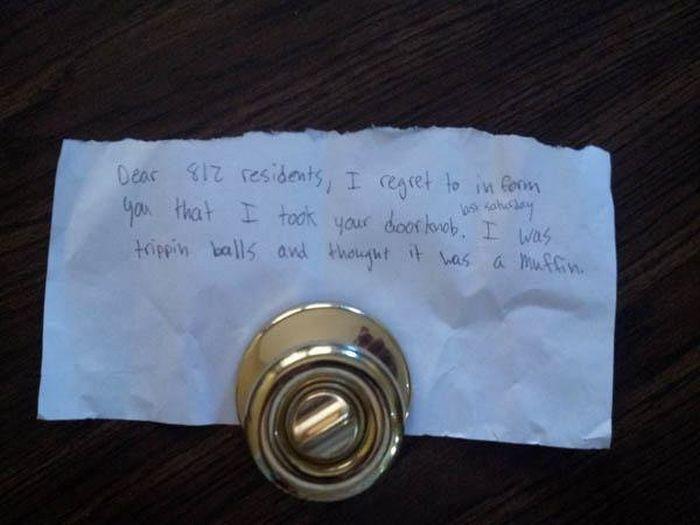 Strange But Hilarious Notes (29 pics)