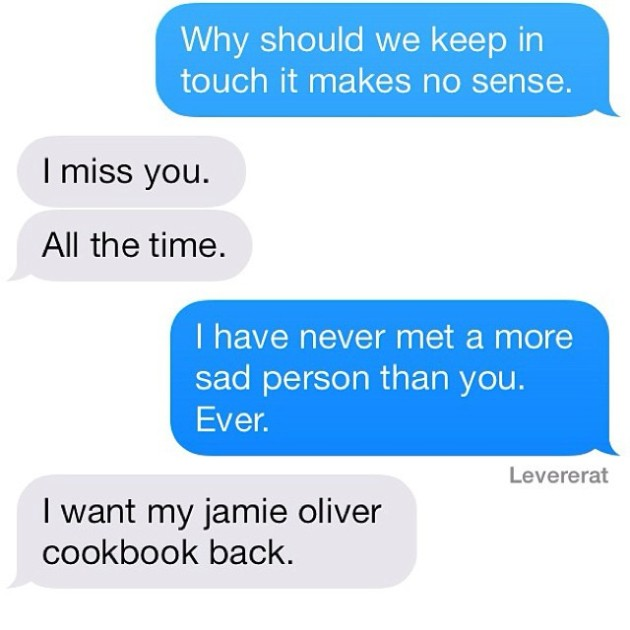 hilarious and depressing texts from your ex 25 pics
