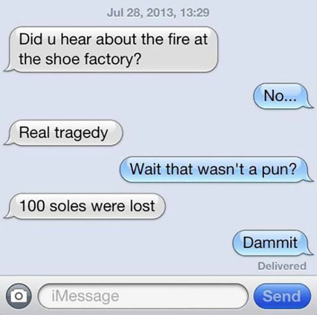 Bad Puns That Are Good Enough To Make You Laugh (40 pics)