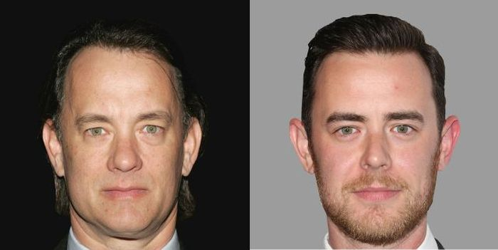 Celebrities Who Look Way Too Much Like Their Famous Parents (12 pics)