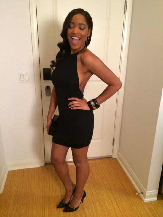 Keke Palmer Is Naked And You Want To Look (6 pics)