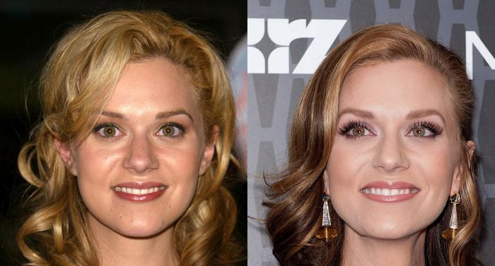 """The Cast Of """"One Tree Hill"""" Back In The Day And Today (11 pics)"""
