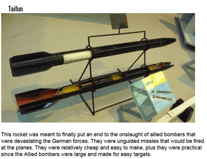 Insane Ideas For Nazi Weapons Of Destruction (10 pics)