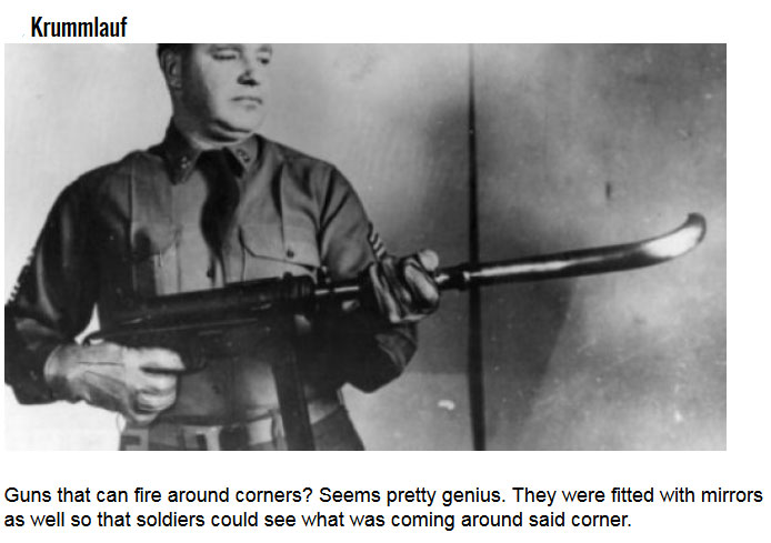 Insane Ideas For Nazi Weapons Of Destruction (10 pics)