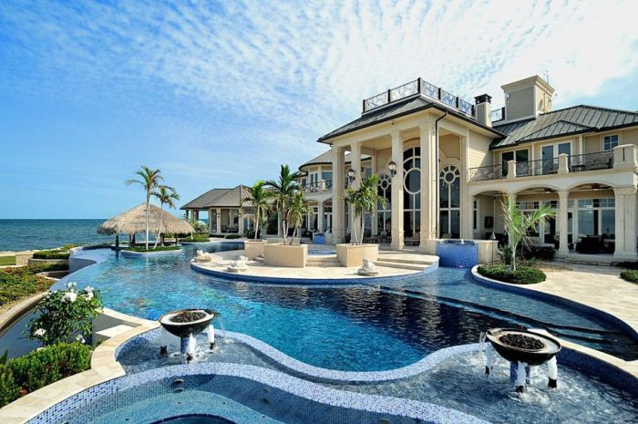 Expensive Houses That Look Amazing (55 pics)