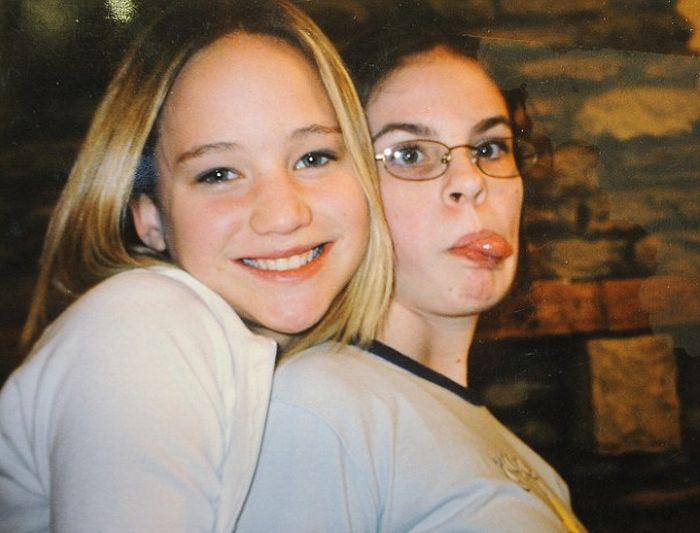 Jennifer Lawrence Before She Was Famous (31 pics)