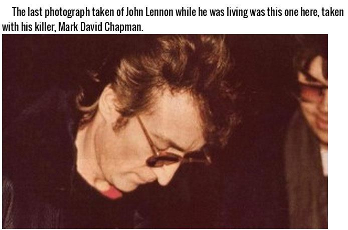 Facts About John Lennon To Celebrate His 74th Birthday (18 pics)
