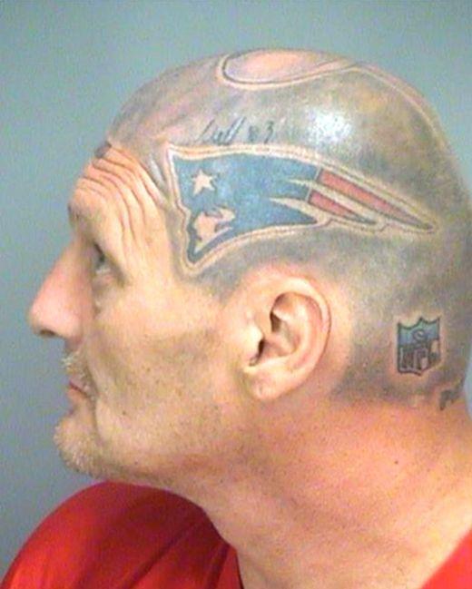 The Biggest Tom Brady Fan Ever (5 pics)