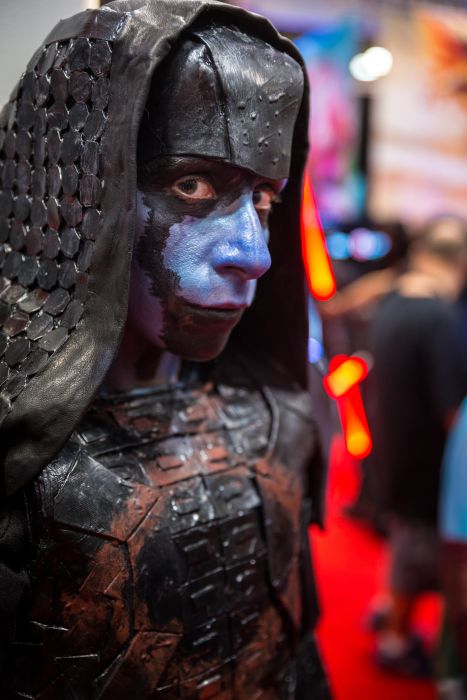 The Best Cosplay Costumes From New York Comic Con (40 pics)
