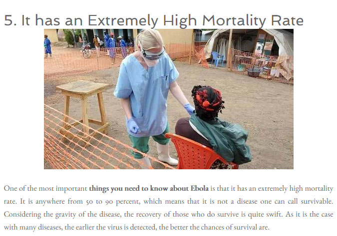 10 Important Facts You Need To Know About Ebola (10 pics)