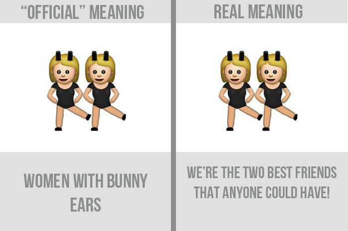The Real Meaning Behind Your Favorite Emojis (23 pics)