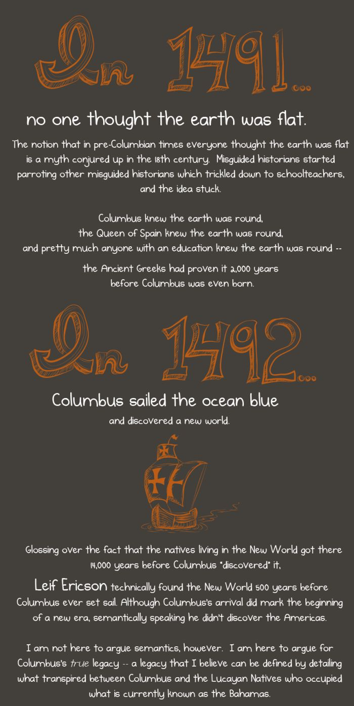 The Truth About Christopher Columbus (11 pics)