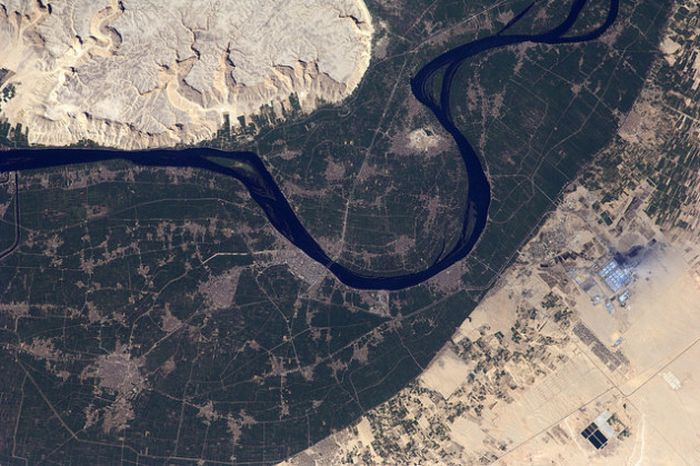 German Astronaut Takes Photos Of Earth From Space (40 pics)