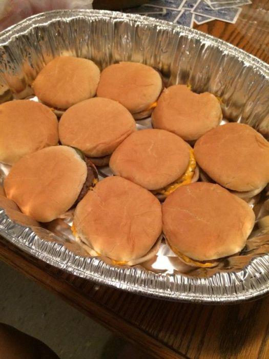 Fast Food Casserole (9 pics)