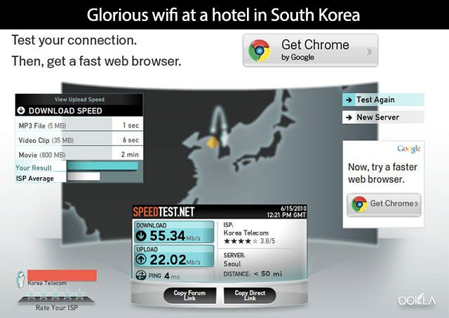 The Things People Will Do For WiFi Access (28 pics)