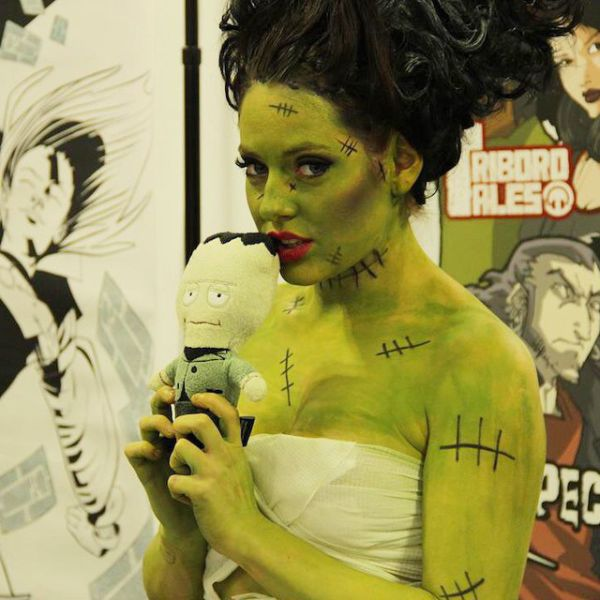 The Hottest Babes From New York Comic Con 2014 (73 pics)