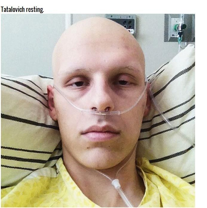 This Teen Documented His Battle With Cancer And It's Inspirational (15 pics)