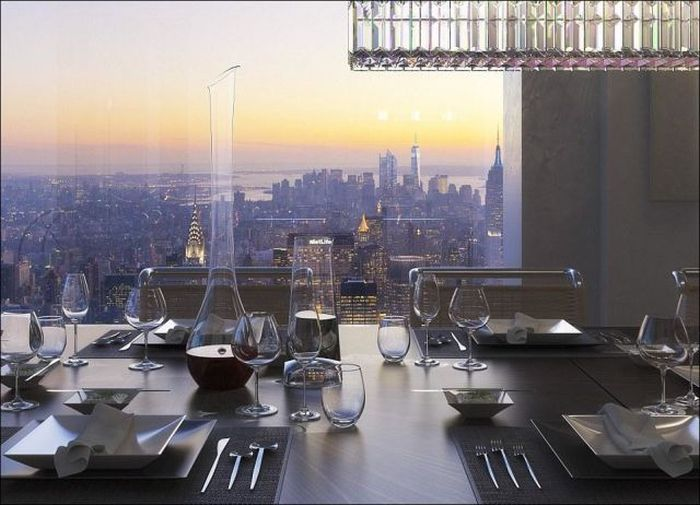 This 95 million dollar manhattan apartment is fit for a for Million dollar apartments nyc