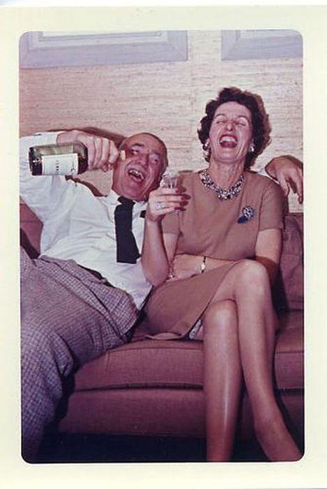 Drunk Americans Vintage Photo (47 pics)