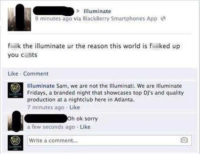 Proof That There Are Too Many Dumb People On Facebook (27 pics)