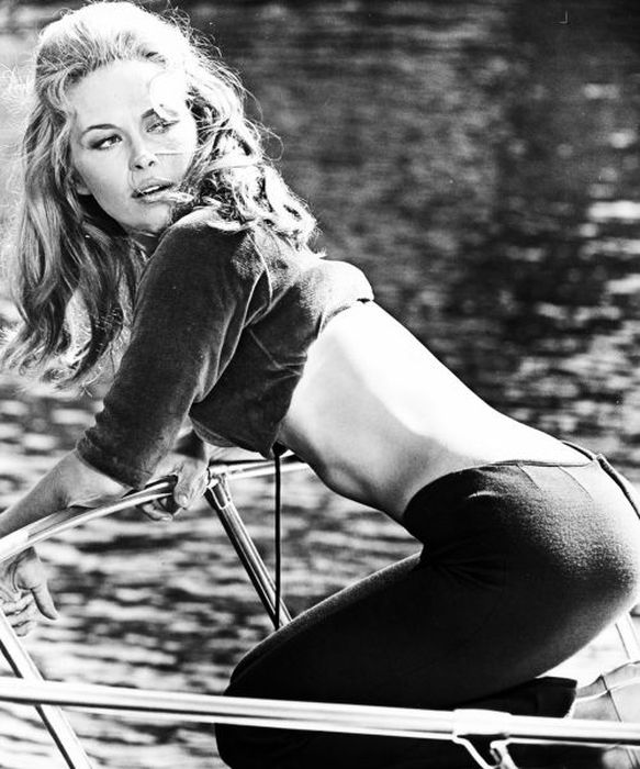 Gorgeous Celebrity Women From Back In The Day (21 pics)