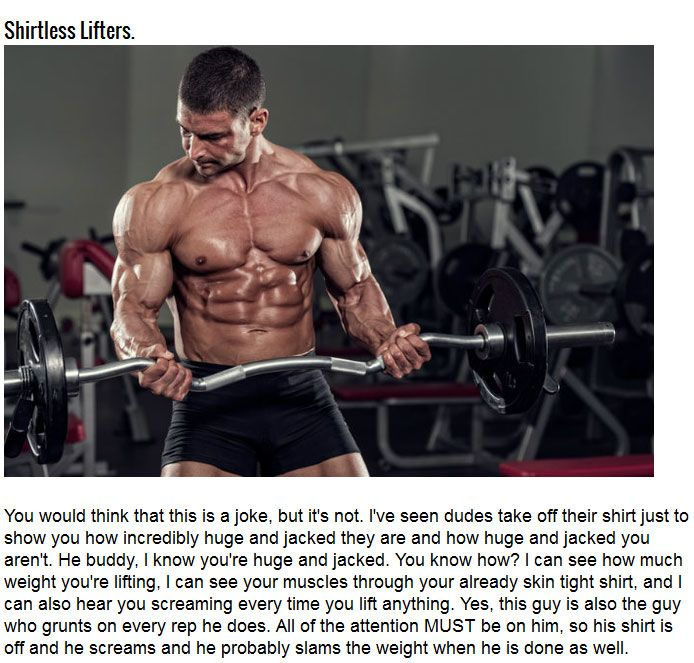 This Is Why You Hate Going To The Gym (10 pics)