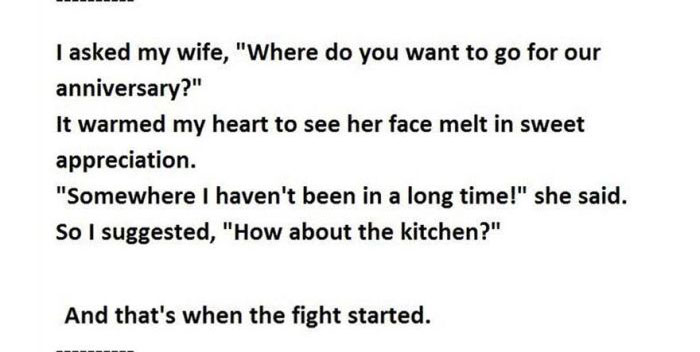 Hilarious Fights That Ended A Relationship (14 pics)