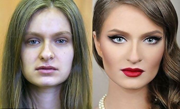 Incredible Makeup Transformations (24 pics)