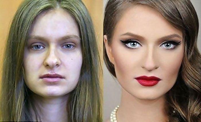 Incredible Makeup Transformations (24 pics)