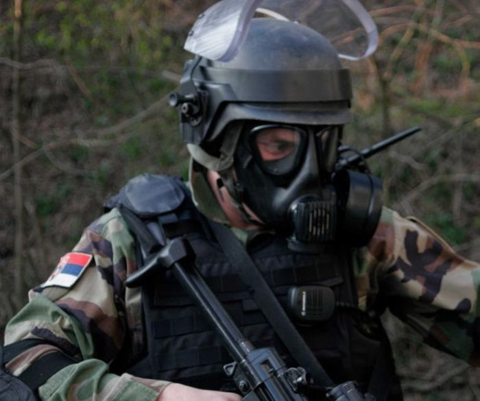 Don't Mess With The Serbian Special Forces (34 pics)