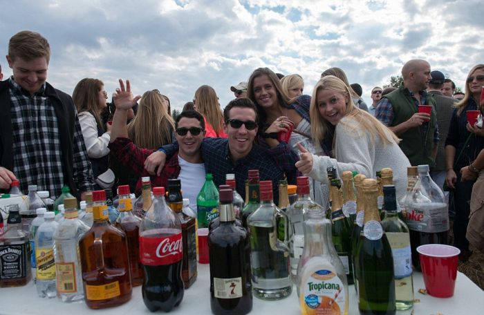 How Rich People Party In New Jersey (20 pics)