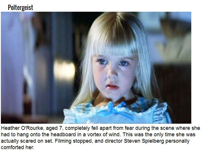 20 Facts You Never Knew About Your Favorite Horror Movies (20 pics)