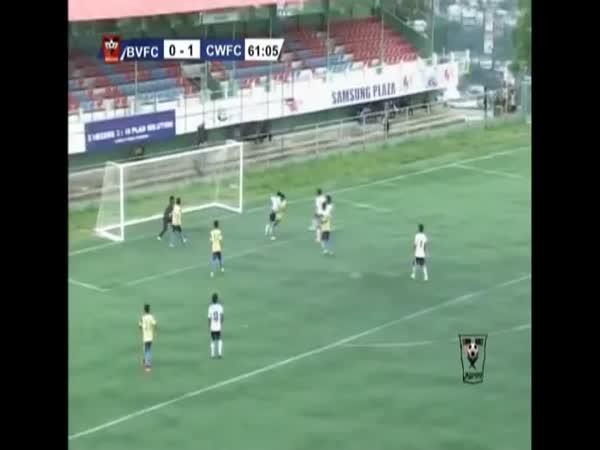 Indian Soccer Player Dies Celebrating Goal