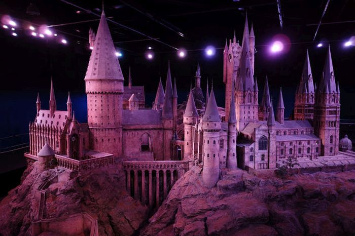An Inside Look At The Warner Bros. Harry Potter Tour (119 pics)