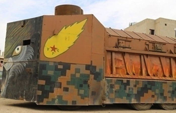 Homemade Military Weapons (46 pics)