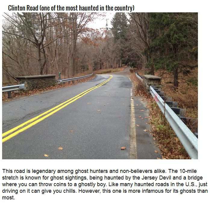 Proof That New Jersey Is One Of The Most Haunted States In America (18 pics)