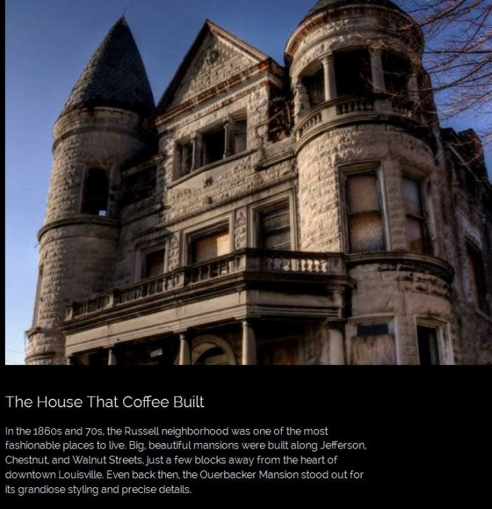 This Creepy Mansion Sold For Only $1 (17 pics)