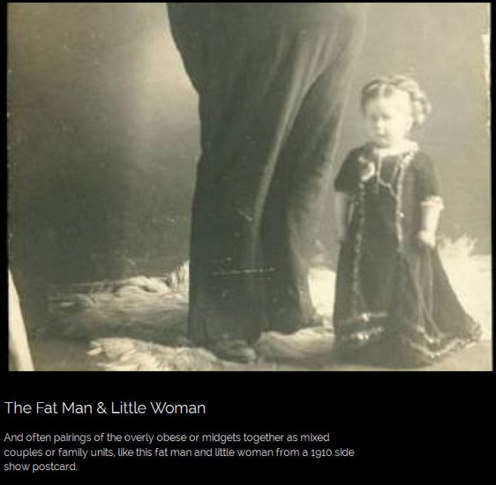 An Inside Look At American Freak Shows (22 pics)