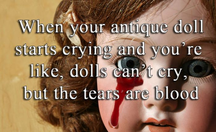 The Struggles Of Living In A Haunted House (16 pics)