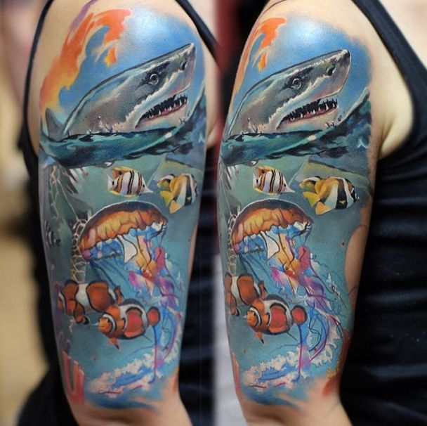 Realistic Tattoos You Have To See To Believe (30 pics)