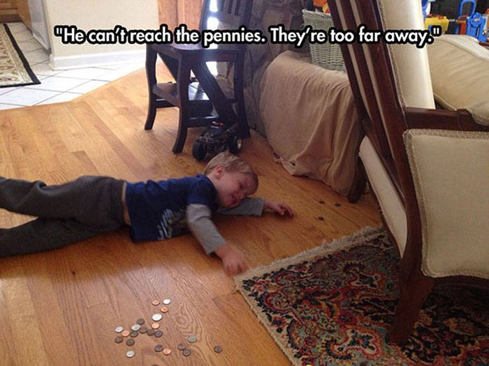 What It's Really Like To Be A Parent (21 pics)