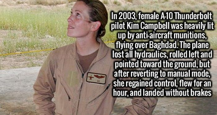 Amazing Women That You've Probably Never Heard Of (18 pics)