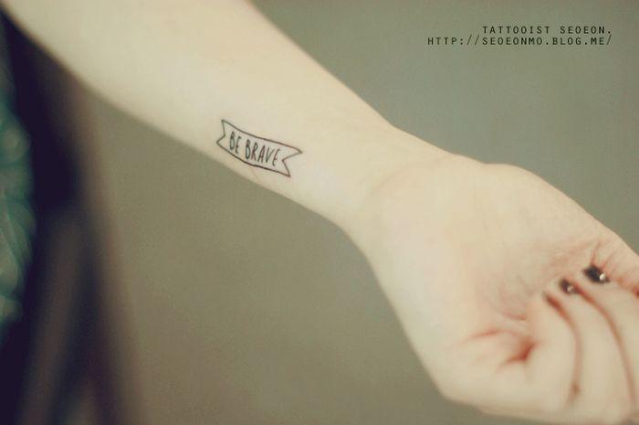 Seoeon Creates Simple Tattoos (30 pics)