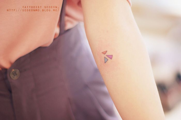 Seoeon Creates Simple Tattoos (30 pics)